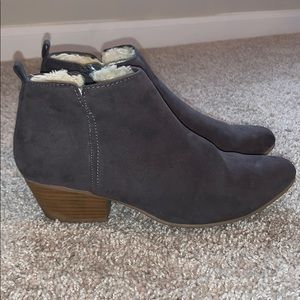 Old Navy Suede Boots